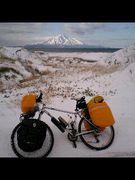 北海道冬期自転車ツーリング部!?