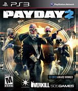 PAYDAY2【 ps3】