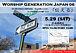 -Worship Generation Japan-