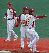 高須・直人・草野選手が好き!