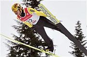 スキージャンプ☆