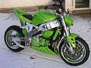 横浜ストファイスタント バイク