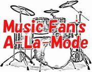 『Music Fan's A-La-Mode』