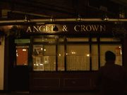 Angel & Crown in London