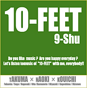 10-FEET ☆九州☆