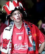 Liverpool Fan in 富山
