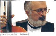 ギア・ケオシヴィリ・チェリスト