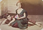江戸時代の服装が好き