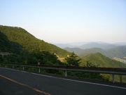 エンゼルライン(久須夜ヶ岳道路)