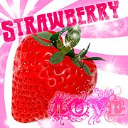 いちご苺straberryが好き♡