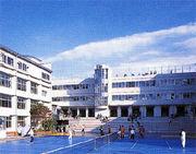 堀越学園の風景