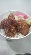 東海大の8食の甘辛丼