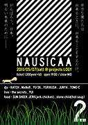 /// Nausicaa ///