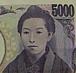 五千円札の肖像が武豊に見える
