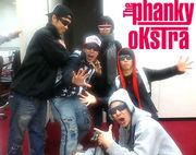 The phanky okstra