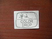 color drop *aroma et