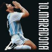 Diego Maradona/マラドーナ