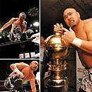第49代IWGPチャンピオン武藤敬司