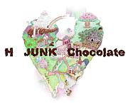 H  JUNK  Chocolate ♡