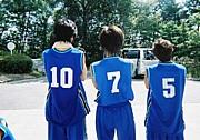 苅田総合体育館でバスケ