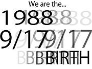1988年9月17日生まれの人
