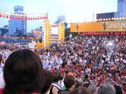 阿波踊りとラテンと徳島人
