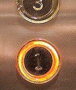 エレベータのボタンが好きだ