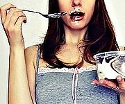 色気より食い気ガール