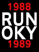 OKAY 1988〜1989