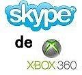 Skype de XBOX360
