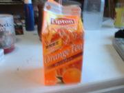 リプトンオレンジティー