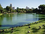 タイの公園〜のんびりしようよ〜