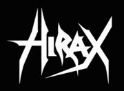 HIRAX - 黒い悪魔!