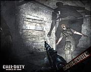 """COD: WaW """"Zombie Mode"""""""