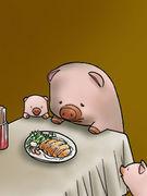飯食うと体調不良