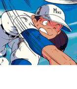 野球アニメ