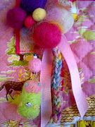 羊毛、糸紡ぎ乙女っこクラブ