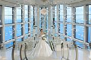ヒルトン福岡シーホークで結婚式
