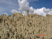 マィミク in ボリビア