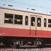 旧型機器流用電車