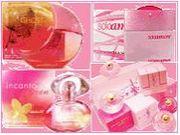 ピンクな香水が好きなんです