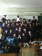 24期*大宮南高校2年8組