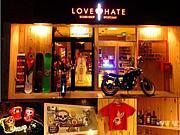 LOVE&HATE  BOARD SHOP+BAR
