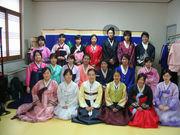 大学生訪韓団2006