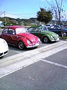 九州の空冷VW乗り