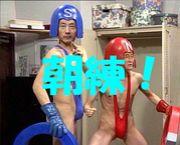 フットサル朝練in赤羽☆