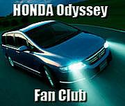 HONDA Odyssey Fan Club