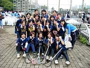 2008年入部★一橋女子ラクロス部