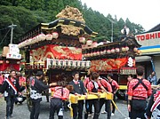 **熱田神社祭典**