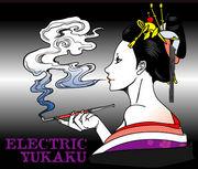 ELECTRIC YUKAKU���Ż�Ūͷ�ԡ�